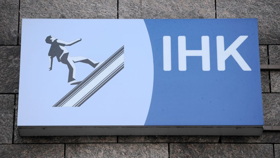"""IHK-Logo: """"Diese Leute waren kritisch eingestellt"""""""