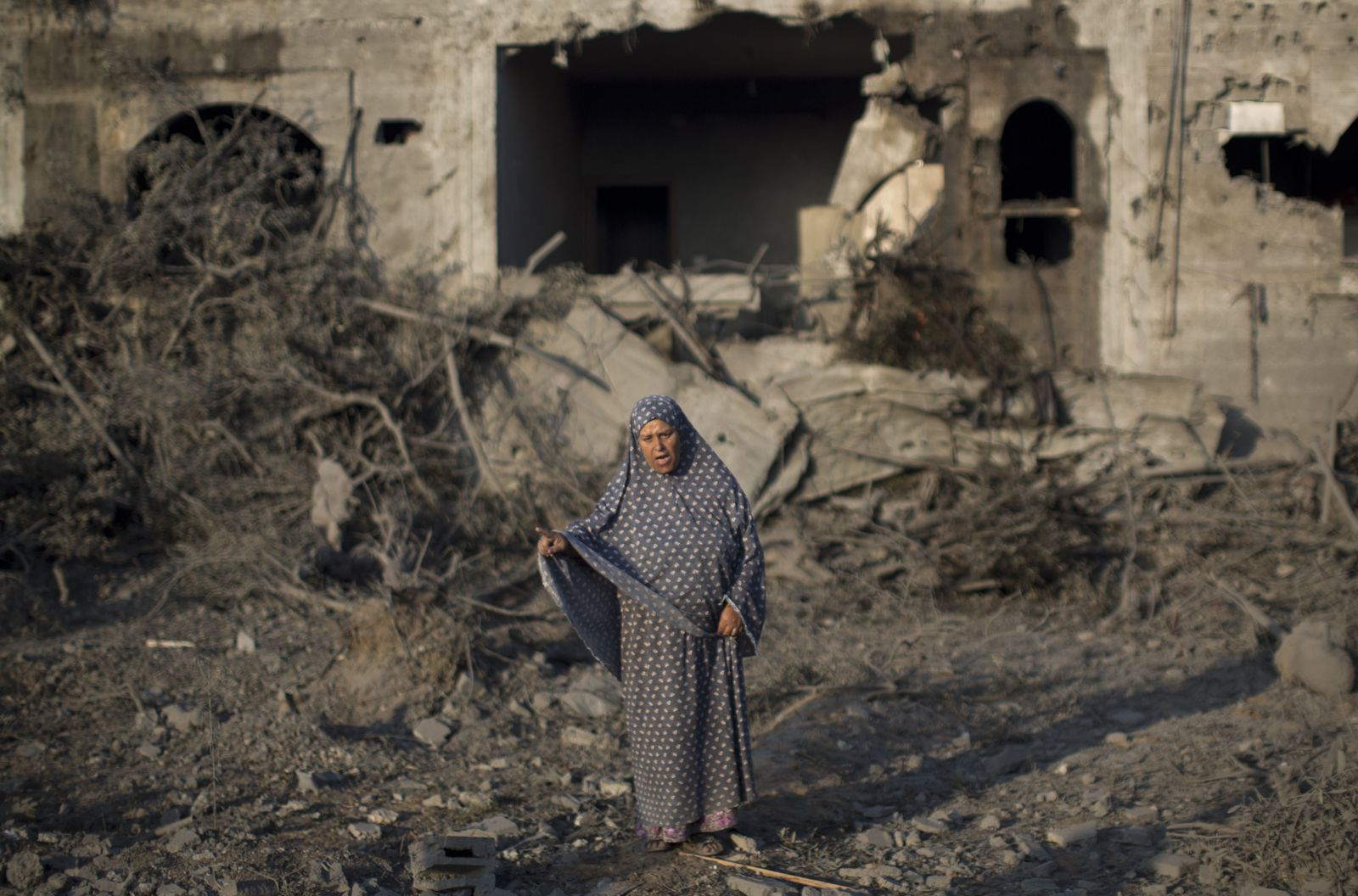 TOPSHOTS-PALESTINIAN-ISRAEL-CONFLICT-ATTACK