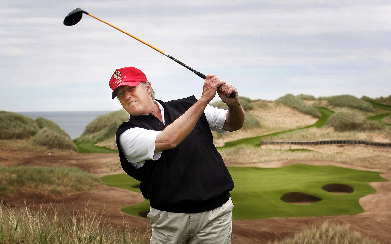 Golf / Trump International Schottland XXL