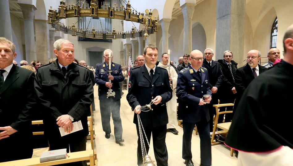 Ausflugsziel Friedensgottesdienst in Hildesheim