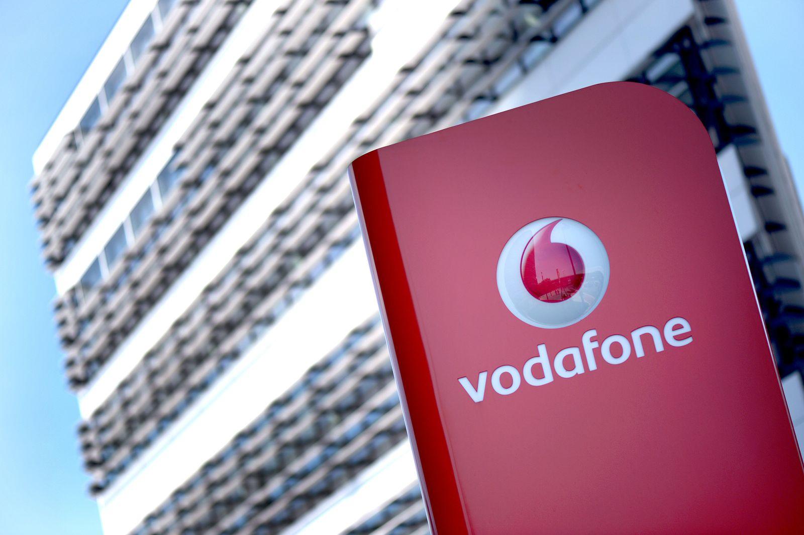 Vodafone - Jahreszahlen