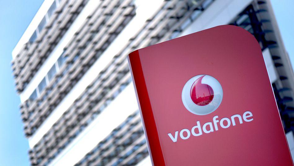 Vodafone-Deutschlandzentrale: Das Unternehmen hat Kabel Deutschland übernommen