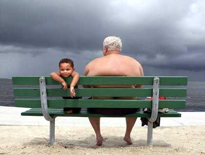 Jung und schlank, alt und dick: Diese Regel gehört zunehmend der Vergangenheit an