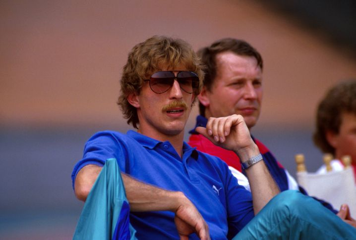 Seine erste Bundesligastation war 1986 der 1. FC Köln