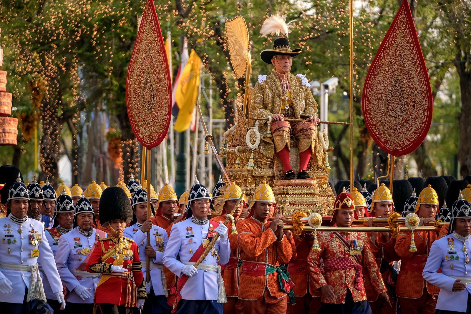 Thailand Celebrates The Coronation of King Rama X