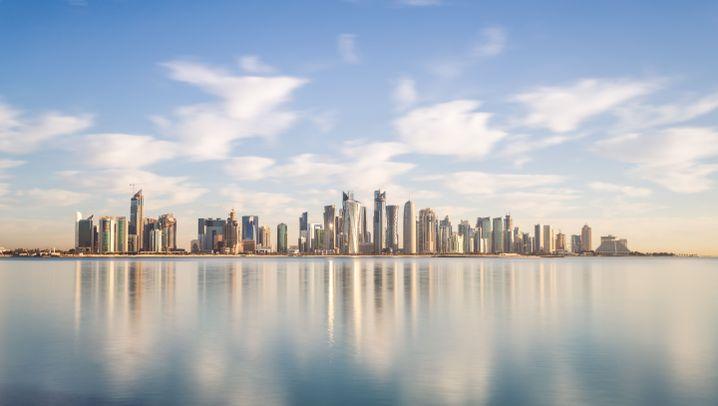 Katar: Mittelmacht am Persischen Golf