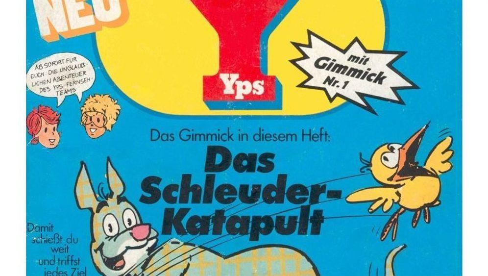 Kalenderblatt 13.10.1975: Yps, Yps, Hurra!
