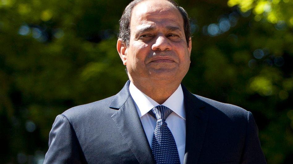 Abdel Fattah el-Sisi: Ägyptens Präsident kommt am Mittwoch nach Berlin