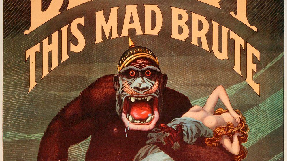 """Propagandafilme: """"Vernichtet diese Monster!"""""""