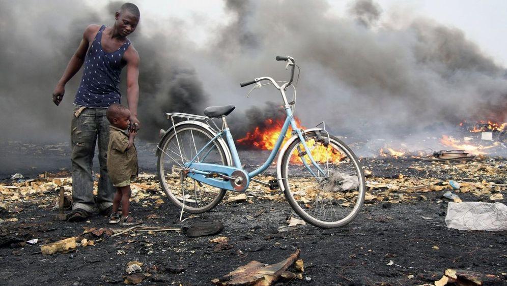 Negativ-Ranking: Die am schlimmsten verschmutzten Orte der Welt