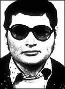 Topterrorist Illich Ramirez Sanchez, bekannt als Carlos