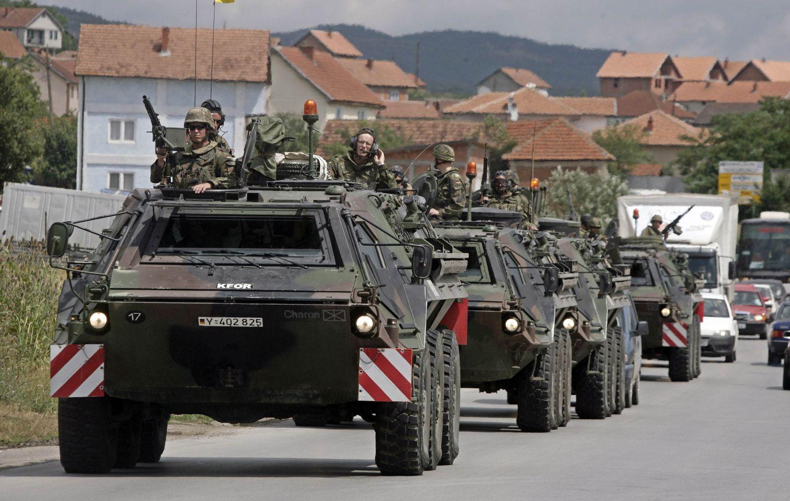 Kosovo Kfor