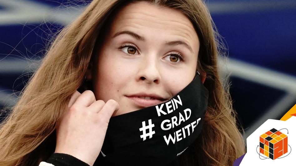 Klimaschützerin Luisa Neubauer von Fridays for Future: Umweltverbänden teilweise recht gegeben