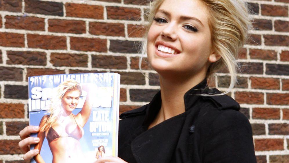 Kate Upton: Verschmähtes Covergirl