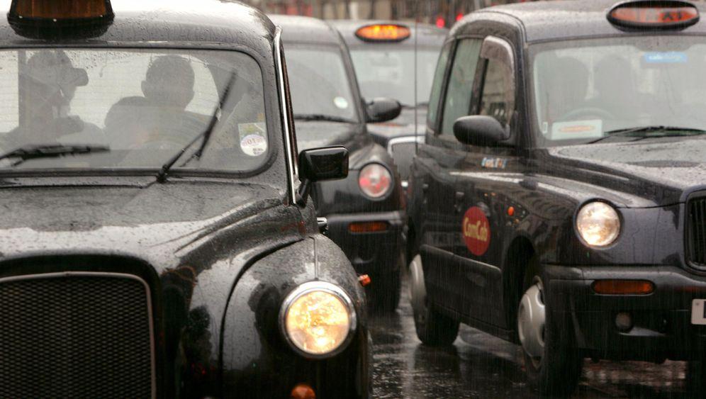 Taxifahrer in London: Tradition gegen Hightech
