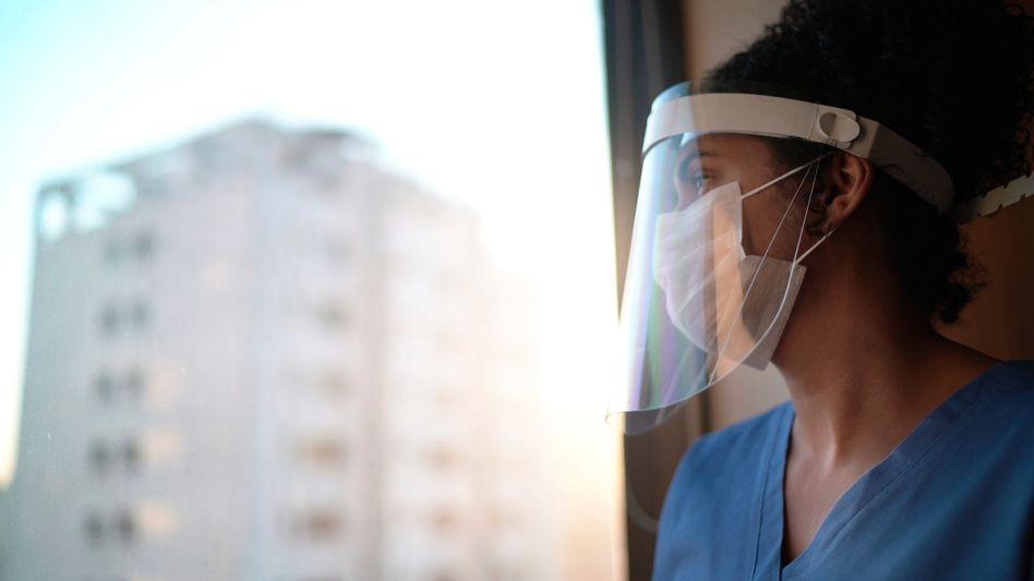 Die am stärksten von der Pandemie betroffenen Länder sind auch mit der größten psychischen Belastung konfrontiert