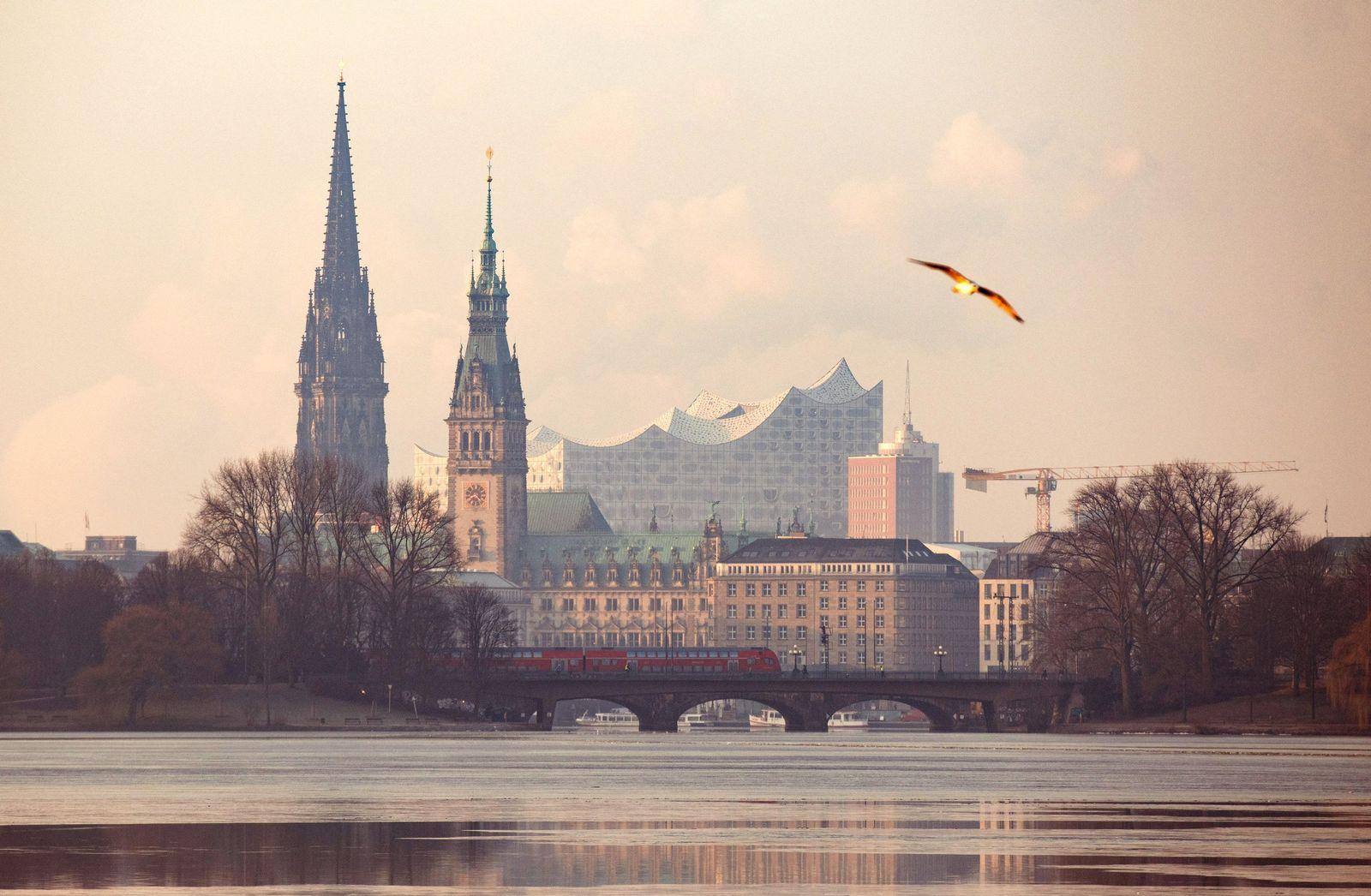 Kälte/ Obdachlosigkeit/ Hamburg