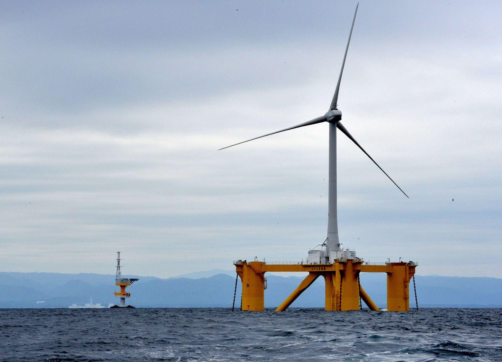 JAPAN-ENERGY-WINDMILL