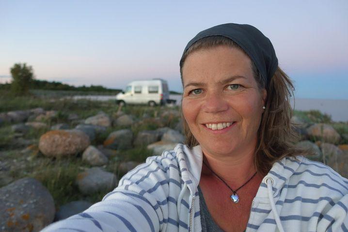 """Reisebloggerin und Autorin Susanne Flachmann: """"Unterwegs kriegst du immer die Hilfe, die du brauchst."""""""