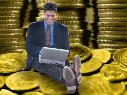 Consultants: Gutes Einkommen winkt