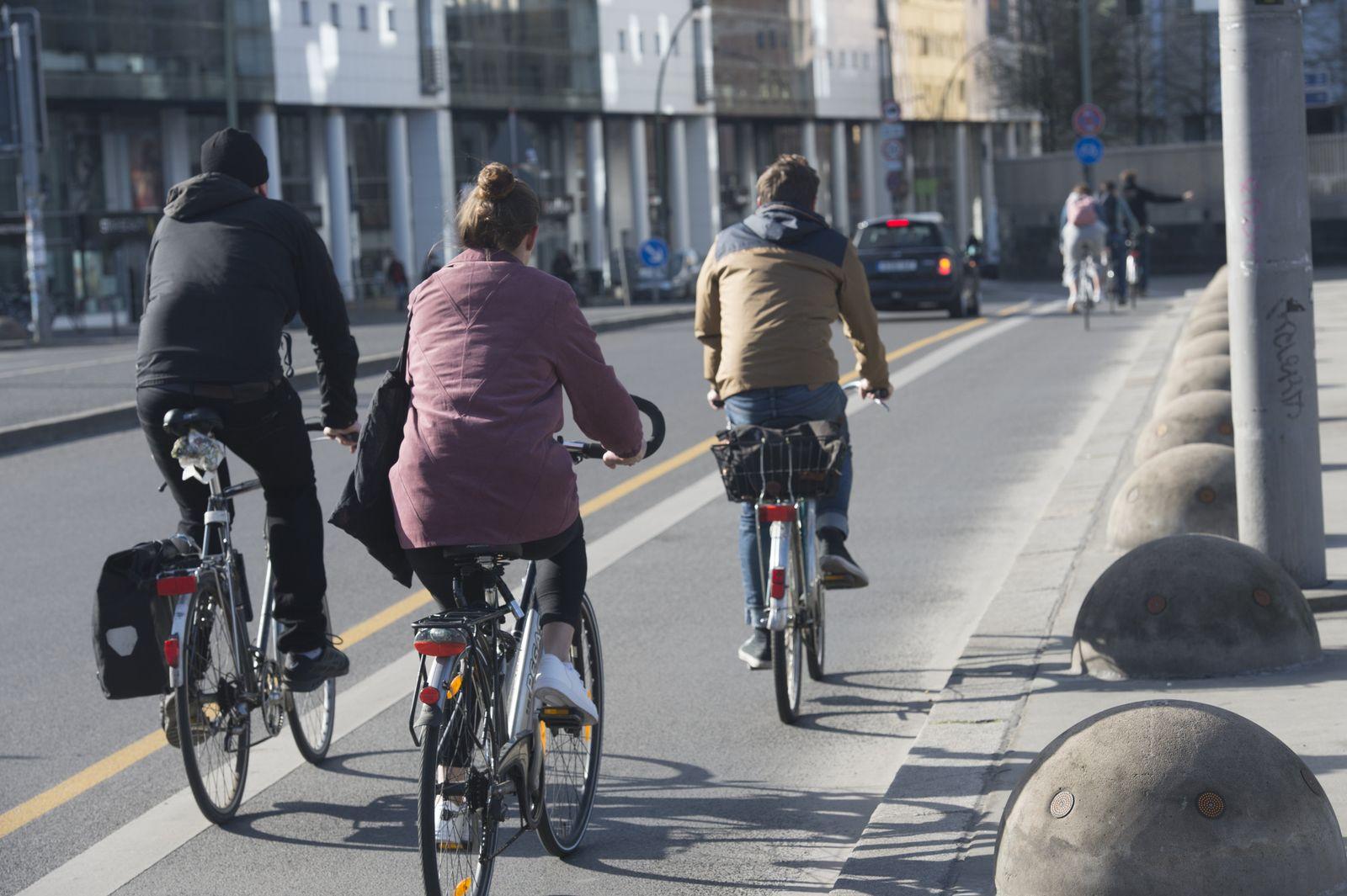 Berlin bekommt ein Radgesetz