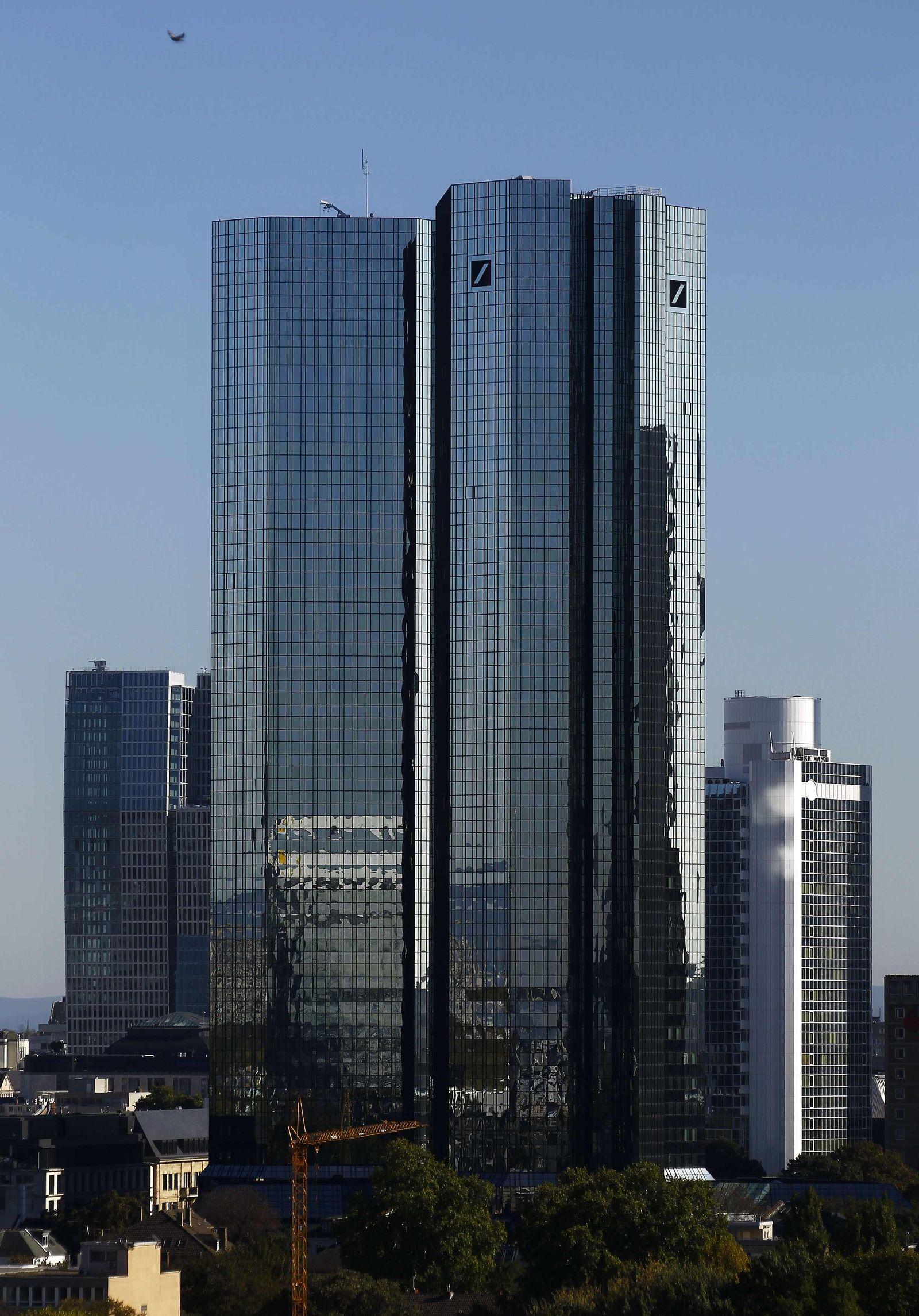 Deutsche Bank Türme XXL