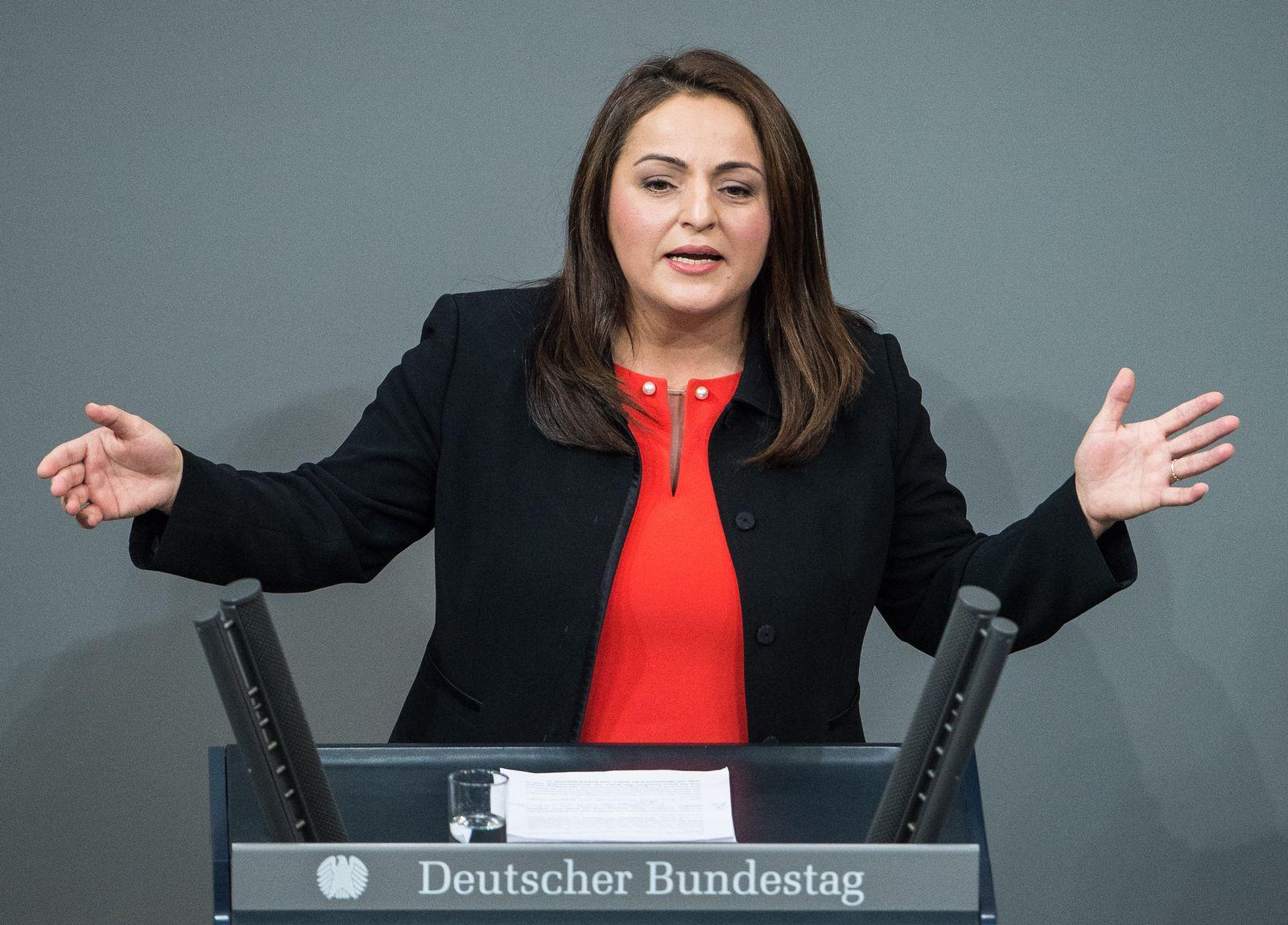 Bundestag Dagdelen