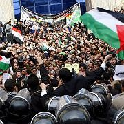Protest in Kairo: Hunderte demonstrieren gegen die israelischen Angriffe auf den Gazastreifen