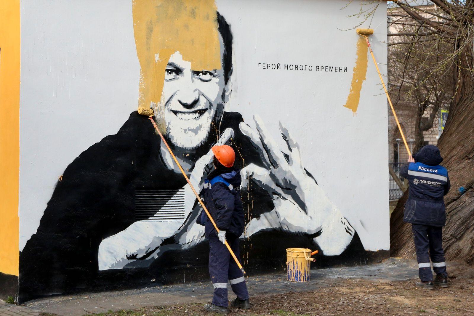 Nawalnys Team vor Parlamentswahl in Russland