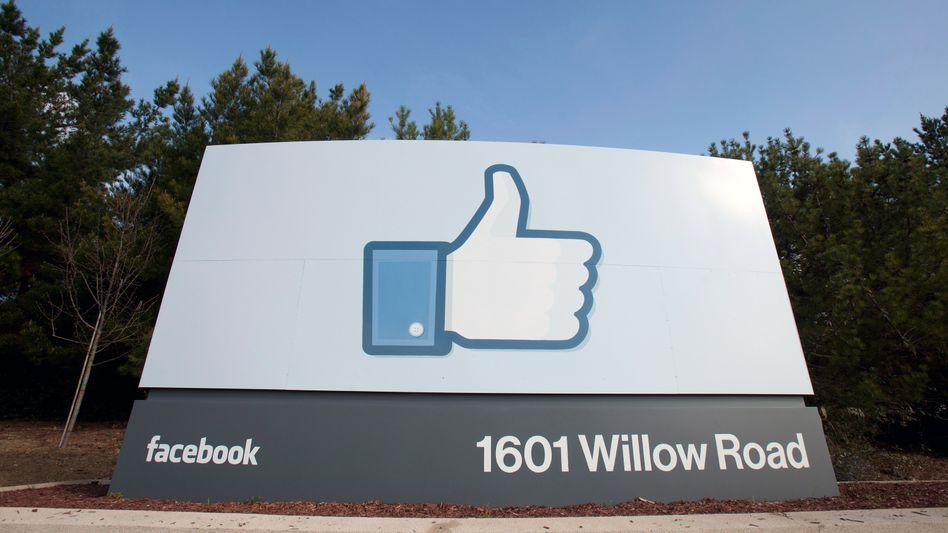 """Facebook-Hauptquartier in Kalifornien: """"Spuren der Fiktion in der Wirklichkeit"""""""