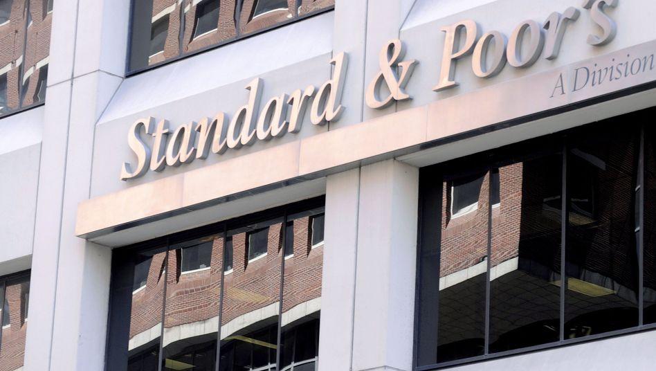 Standard & Poor's in New York: Agentur will Berufung einlegen