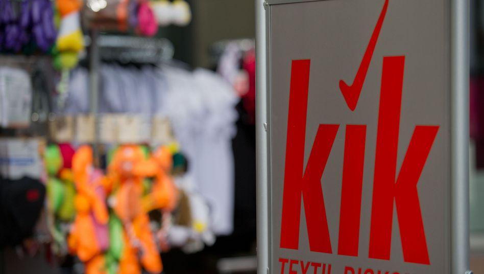 Kik-Filiale in Brandenburg: Alle Läden werden aus Bönen beliefert