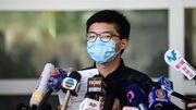Aktivist Wong kandidiert bei Parlamentswahl