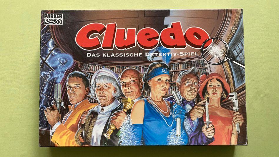 Eine ältere Ausgabe von »Cluedo«