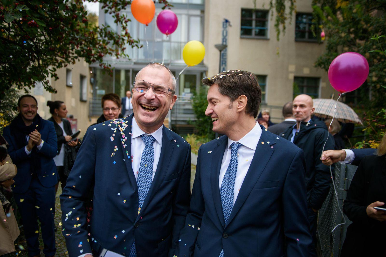 Volker Beck/ Adrian Petkov