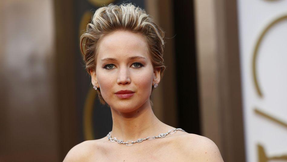 Schauspielerin Jennifer Lawrence: Opfer von Hackern