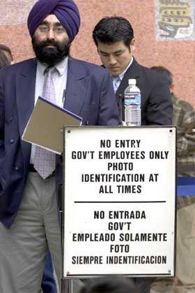 Emigranten aus muslemischen Ländern müssen sich nach einem Kongressbeschluss extra registrieren lassen