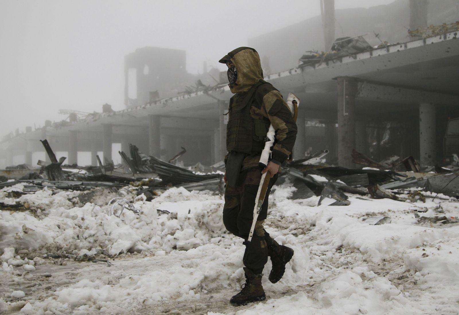 Ukraine / Rebellen