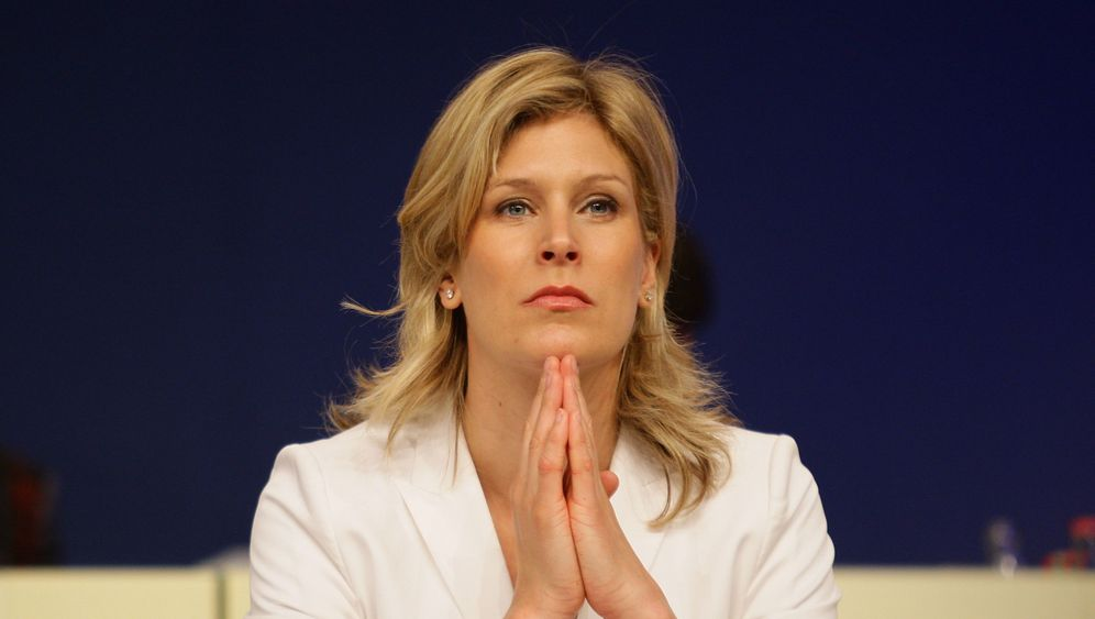 Silvana Koch-Mehrin: Rücktritt einer einstigen Hoffnungsträgerin