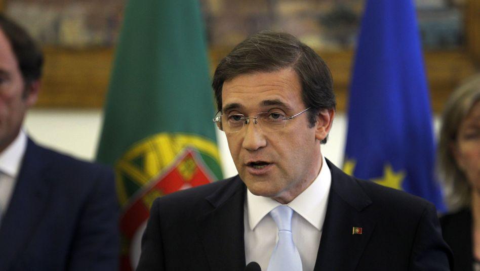 """Regierungschef Coelho: Entscheidung für """"sauberen Ausstieg"""""""