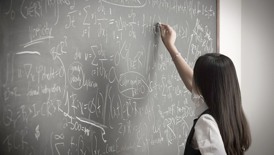 Rechnende Jugendliche: IQ ist keineswegs für immer festgelegt