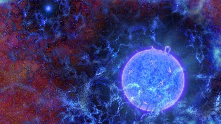 Frühes Universum: Grüße von den ersten Sternen: Grüße von den ersten Sternen