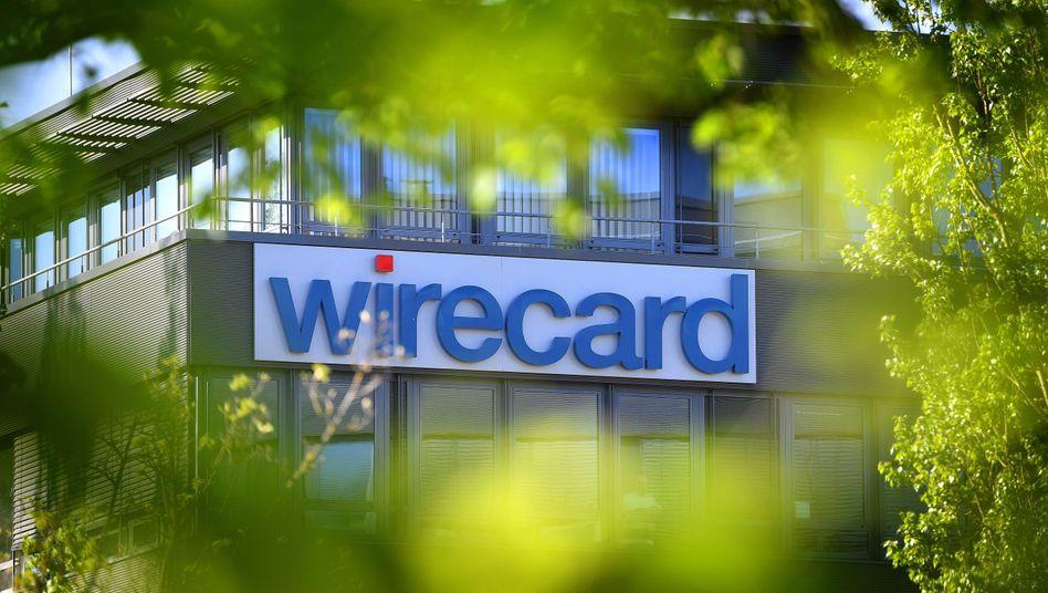 Wirecard-Zentrale in Aschheim