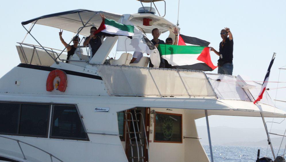 Güter für Gaza: Flottille will Seeblockade brechen