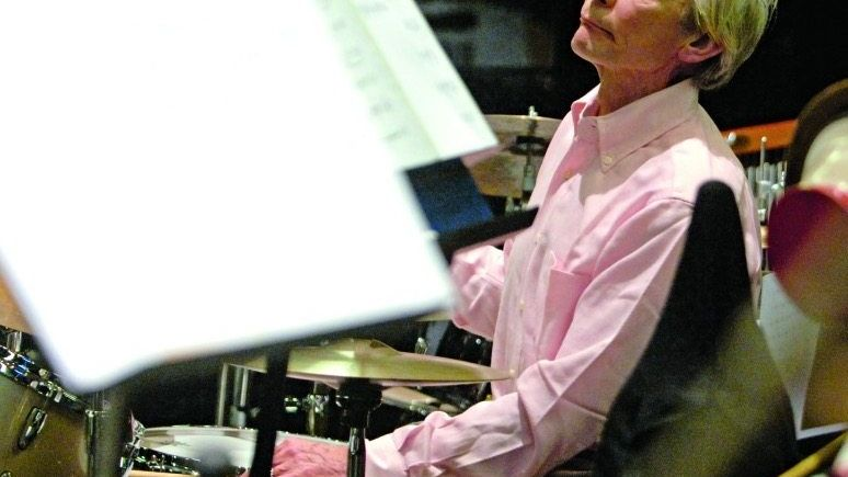 Schlagzeuger Charlie Watts