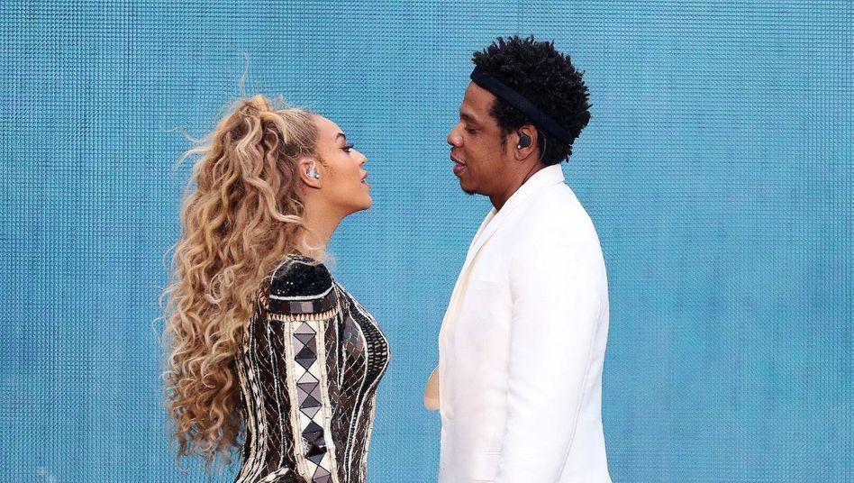 Beyoncé und Jay-Z in Berlin