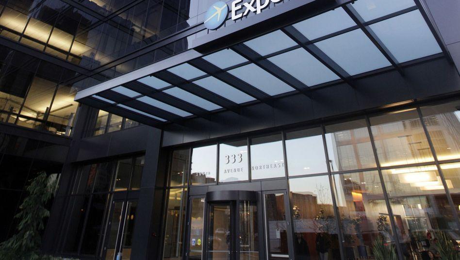 Expedia-Zentrale in Washington DC