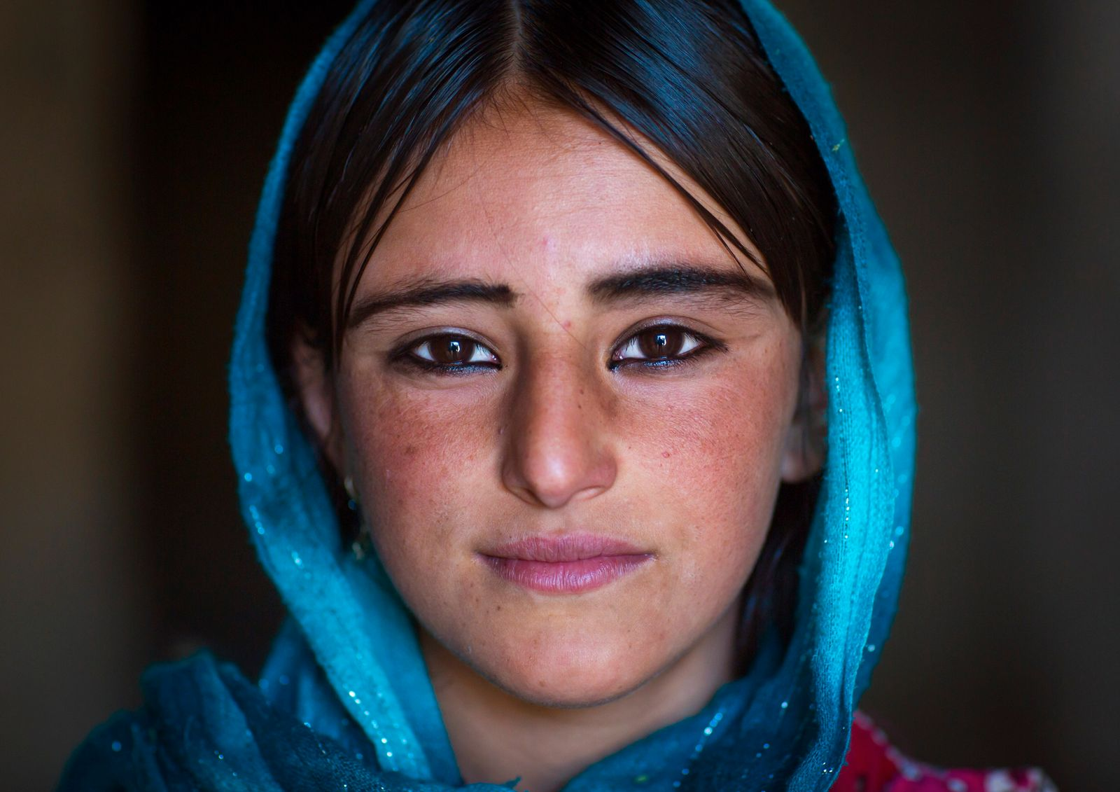 Adolescente afghane