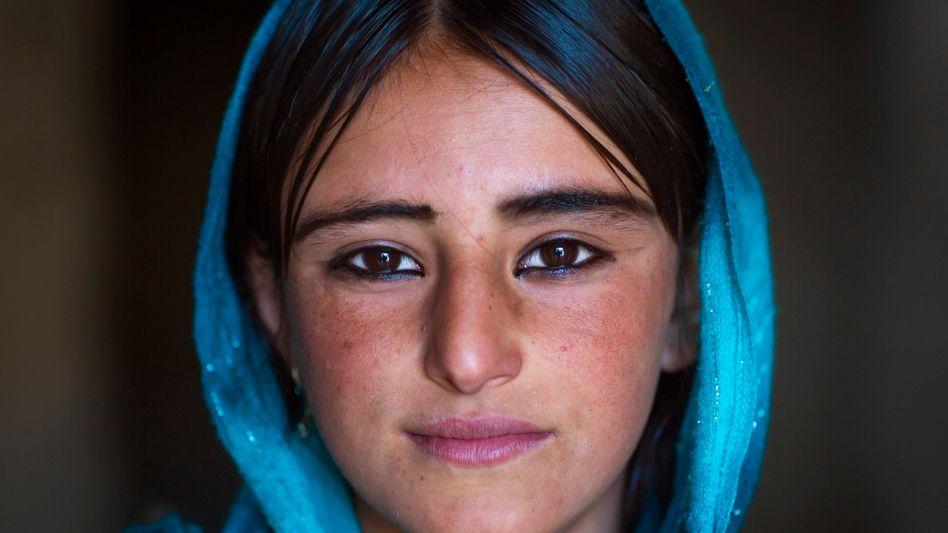 Mädchen in Afghanistan (Archivbild): Weiterführende Bildung wieder nur für Jungen?