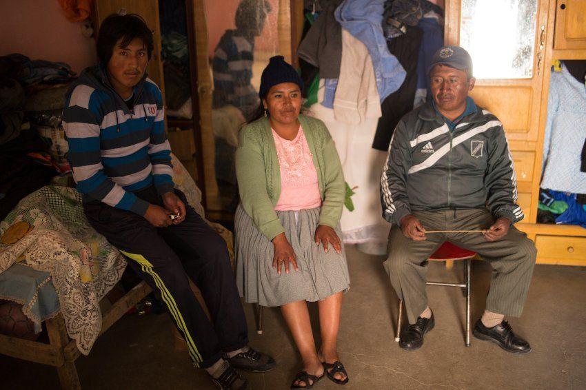 Bolivien Kinderarbeit